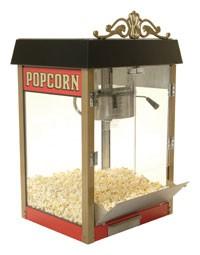Benchmark 11040 Street Vendor 4 Antique Popcorn Machine