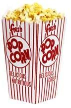 Popcorn Boxes 500 boxes