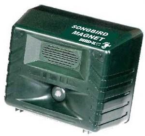 Bird-X SBM Songbird Magnet Electronic Bird Caller