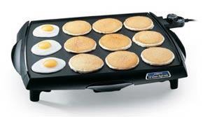 Presto 07046 Cool Touch Griddle