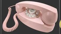 Crosley CR59 Pink Princess Phone