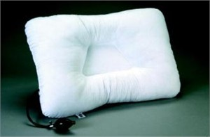 Tri Core Pillow with Adjustable Neck Support