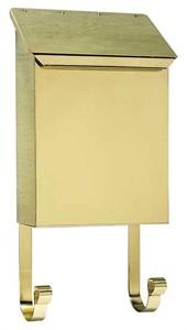 Qualarc MB-400 Provincial Collection Vertical Mailbox