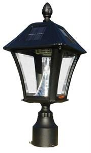 Qualarc SLBV-1106F Bayview Solar Lamp