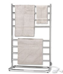 Warmrails Hyde Park Heated Towel Stand