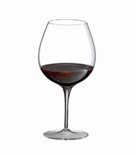 Burgundy / Pinot Noir  - Wine Glasses Set of 4