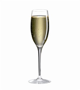 Vintage Cuvee Champagne glasses