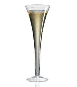 Ravenscroft Crystal Flute Hollow Stem wine glasses