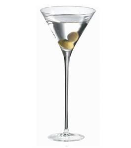 Ravenscroft Crystal Martini glasses