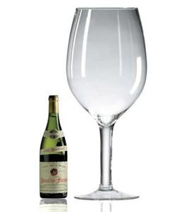 Ravenscroft Crystal Maxi Bordeaux glass