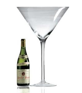 Ravenscroft Crystal Maxi Martini glass