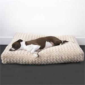 Animals Matter Companion Katie Puff Rectangle Pet Bed