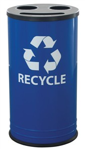 Ex-Cell RC-1528-3 RBL Multi Stream Recycling Receptacle