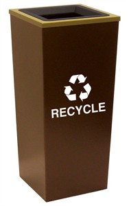 Ex-Cell RC-MTR-1 HCPR Metro Collection Recycle Bin