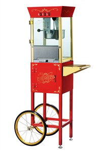 Matinee Movie 8 ounce Popcorn Cart