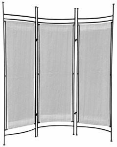 Canvas Panel Floor Screen Room Divider