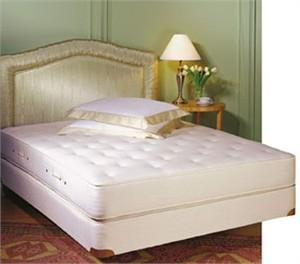 Royal Pedic All Cotton Mattress - tufted top
