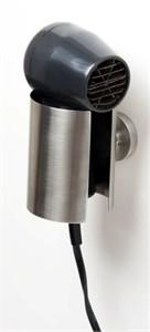 Stainless Steel Hair Dryer Holder