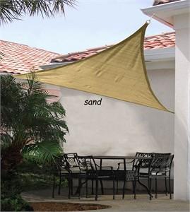 ShadeLogic 25721 16' Triangle Sun Shade Sail