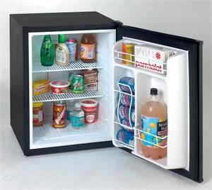 Avanti SHP2403B Compact Refrigerator