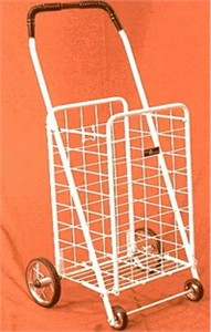 Mini Folding Shopping Cart