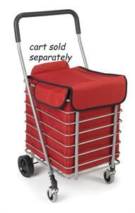 Insert Bag for Aluminum Shopping Cart