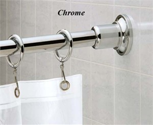 Gatco Tiara Shower Curtain Rod