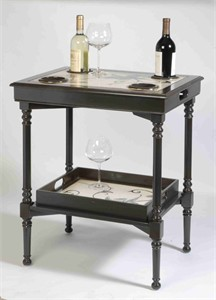 Painted Table Server 3F-04