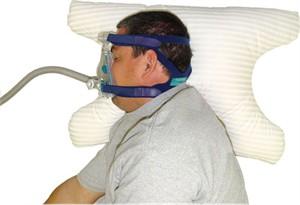 Polar Foam SleePAP Pillow for C-PAP Mask Users