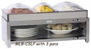 BroilKing MLB Buffet Warming Cabinet