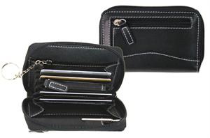 Monogrammed Mini Wallet