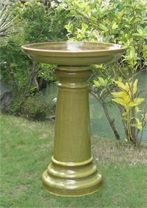 Smart Garden 207104-SG Aviatra Ceramic Birdbath