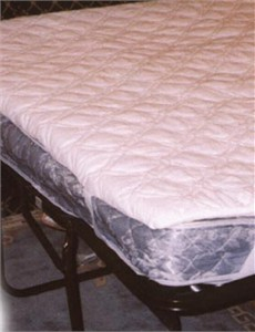 Mattress Pad for Full Size Sofa Bed