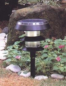 Solar Lights : Pagoda Garden Light