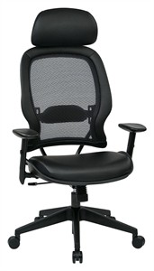 Space Seating 57906E Chair with Adjustable Headrest