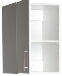 """Prepac WEW-1624 Elite 16"""" Topper / 1 door Wall Cabinet"""