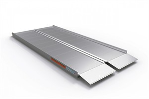 Wheelchair Ramps : Suitcase Ramp Signature Series