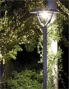 Sunlight 180 Permanent Mount Solar Lamp