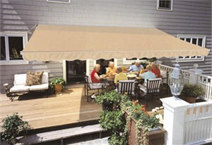 Awning Design provides residential and commercial awnings