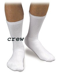 Graduated Compression Therapy Athletic Socks