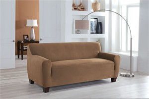 Tailor Fit One Piece Stretch Sofa Cover