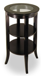 Winsome 92318 Tall Side Table