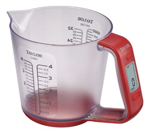 Taylor 3890 Measuring Cup Scale