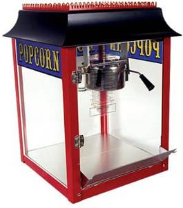 Paragon 1911-4 Countertop Popcorn Machine