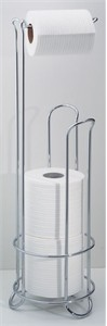 Classico Toilet Roll Stand Plus