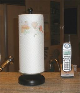 Countertop Paper Towel Stand