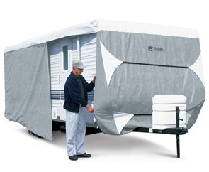 PolyPro III Deluxe Travel Trailer Cover