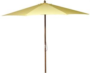 9' Yellow Market Umbrella