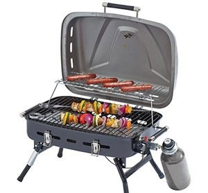Uniflame NPG2322SS LP Gas Barbecue Grill