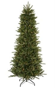 Vickerman Vermont Frasier Fir Slim Instant Shape Tree